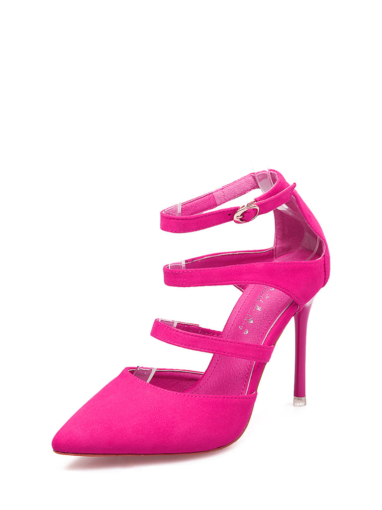 Women's Pumps Exquisite Workmanship Buckled Shoes
