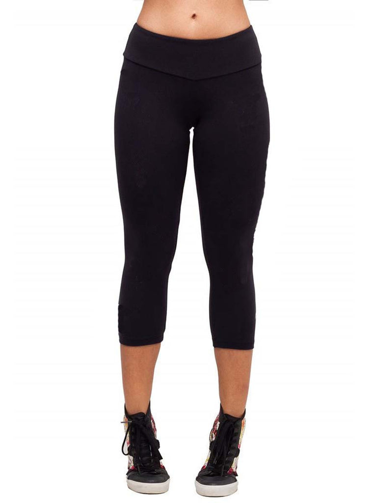 Women's Lagging Solid Color High Waist Zipper Breathable Belly-In Simple Pants
