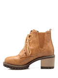 Women's Martin Boots All Matched Thick Heels Comfy Shoes