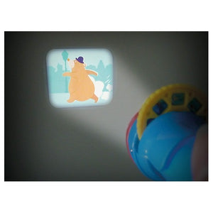 Fairy Tale Cinema Box - Bedtime Stories Storybook torch