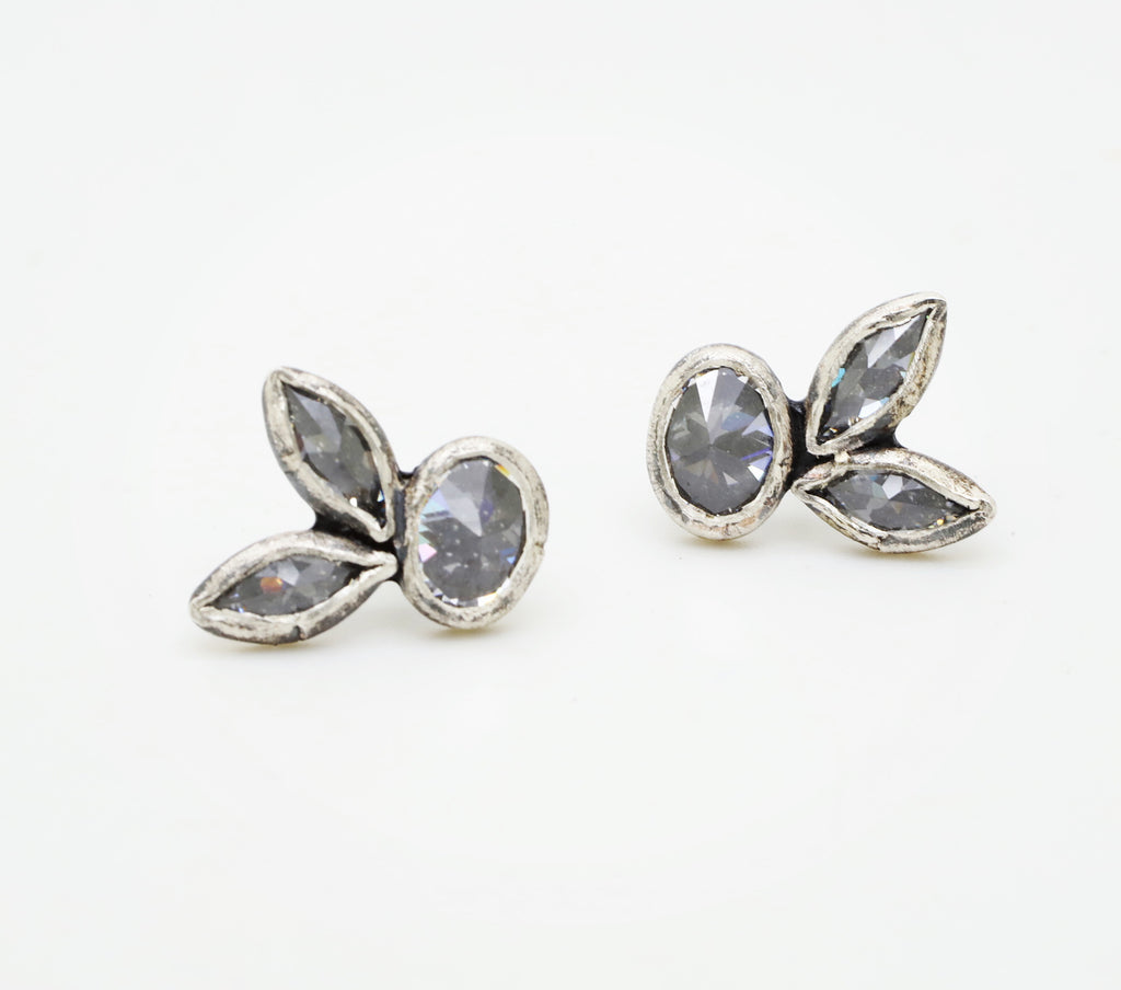 Flower Petal Stud - Sasha Walsh Designs