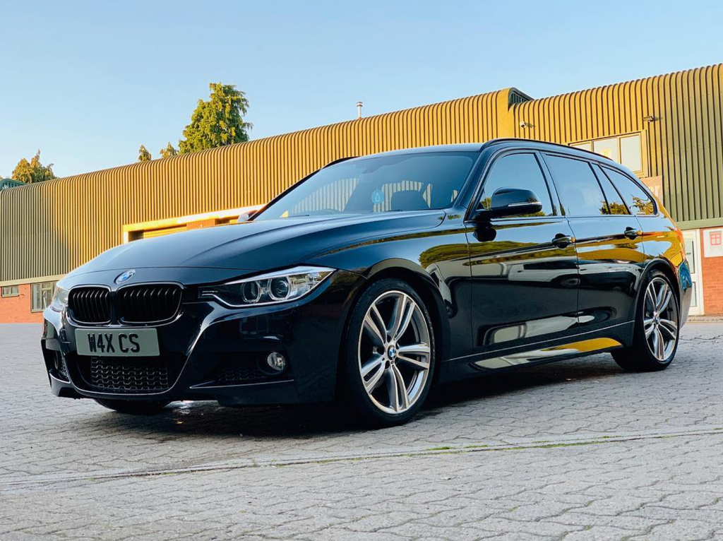 BMW 3 Series Touring Prepared with Zaino