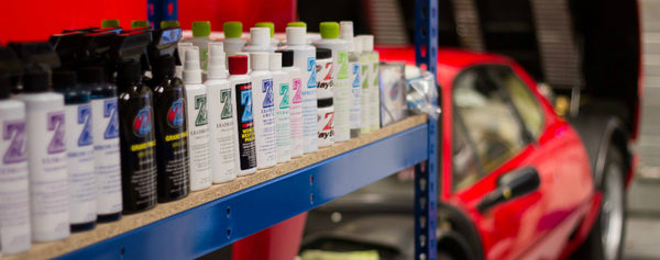 Zaino Europe Car Care and Detailing Products