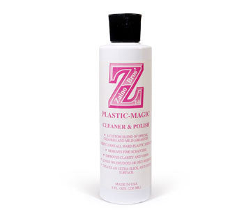 Zaino Z-14 Plastic Magic Cleaner & Polish