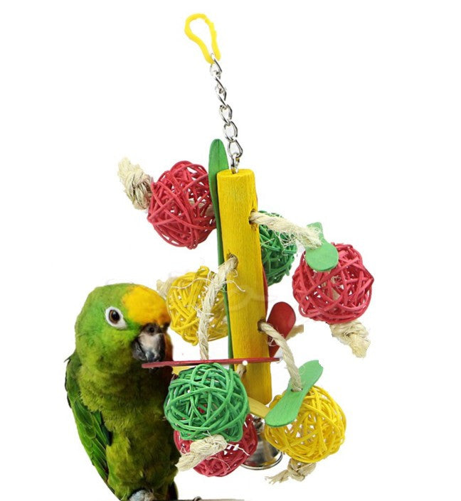 Parakeet Cockatiel Chew Fun Bird Cage