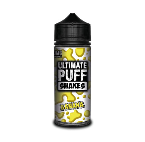 Ultimate Puff Shakes 120ml