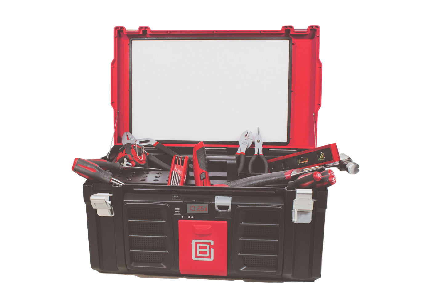 Coolbox The Toolbox Of Future Lowe S Fuse Box