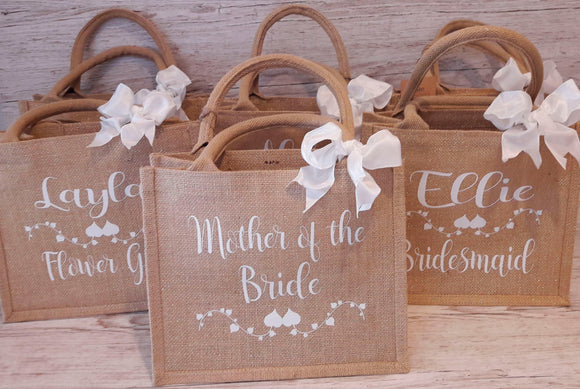 Wedding Shimmer Bag Medium