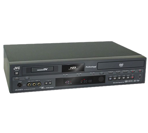 Sony Betacam Player - Beta SP / Beta SX / DigiBeta / MPEG/IMX - Compact - Sony J-30