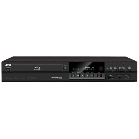 "JVC HR-S7500EK ""PAL"" S-VHS / VHS Video Cassette Recorder"