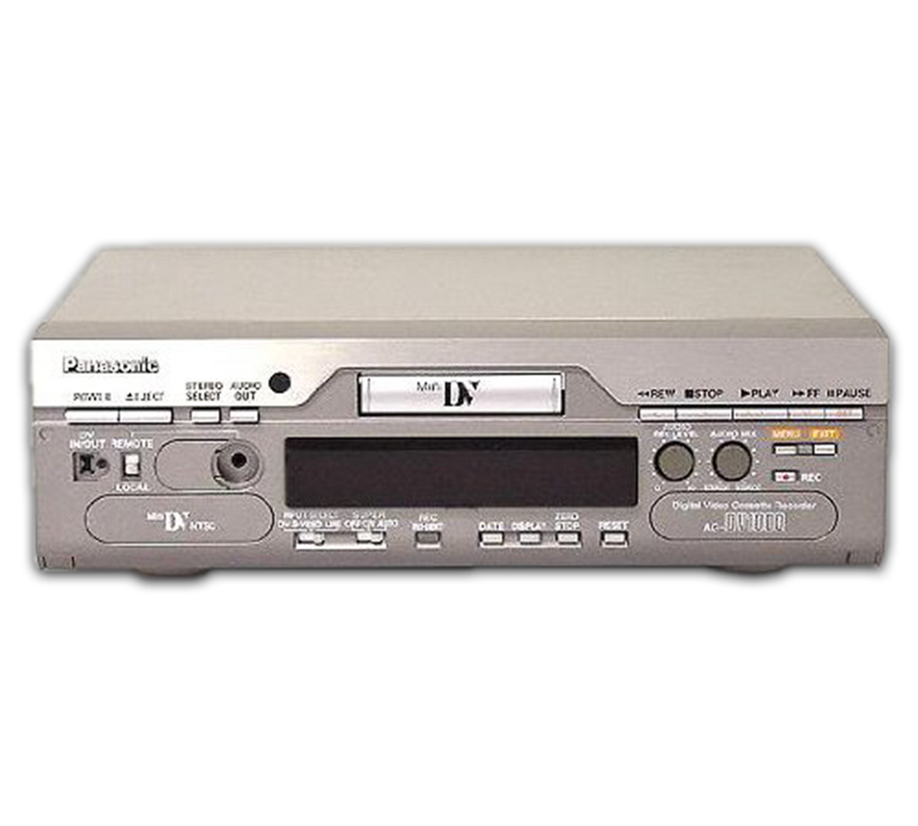 Panasonic AG-DV1000 Mini-DV VCR