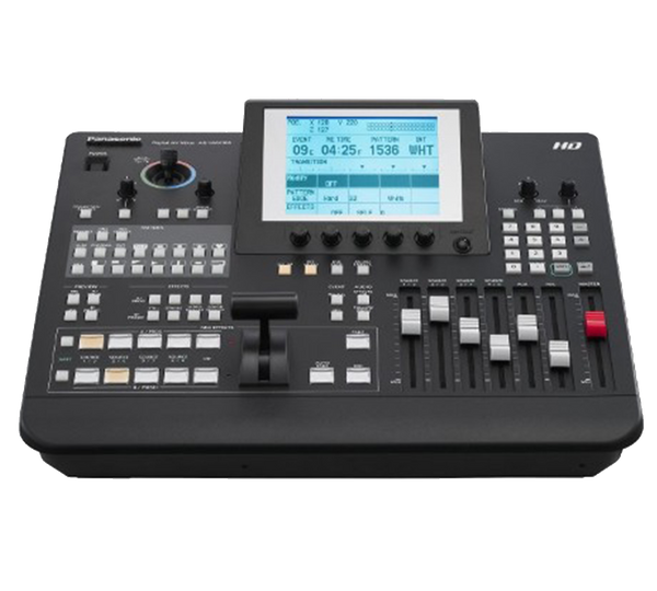 Panasonic A/V Switcher & Mixer - Digital - HD / SD - Panasonic AG-HMX100