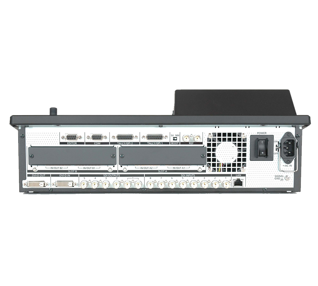 Panasonic HD / SD Video Switcher - Multi-Format - Panasonic AV-HS410