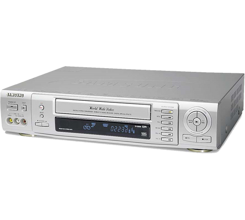 Sony SL-HF2000 Super Beta HiFi VCR