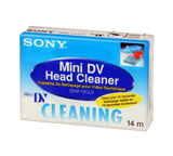 Sony MiniDV Head Cleaner - Head Cleaning Cassette - Sony DVM-12CLD