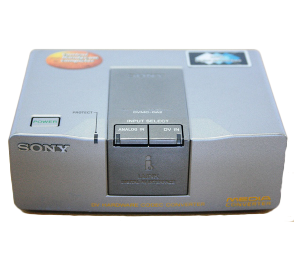 Sony Media Converter - Analog to DV - Sony DVMC-DA2
