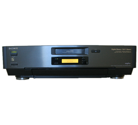 Sony HDCAM Player - Digital Video Cassette Player - Sony J-H3