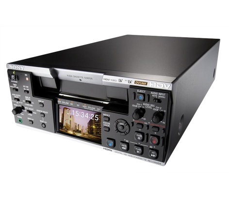 Sony Betacam Player / Recorder - Beta SP - RS-422 - Sony UVW-1800