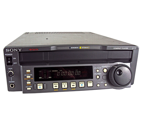 Teac Hi8 Recorder - Aviation Cassette Recorder - Teac V-800G-F