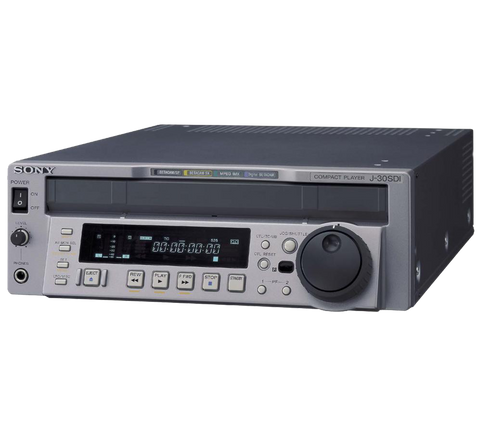 JVC HDV / DV Recorder - HDV / DV Video Recorder - Compact - JVC BR-HD50U