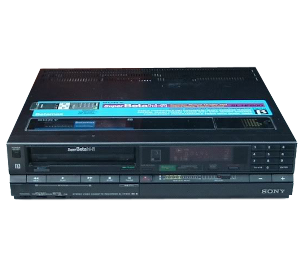 Sony SL-HF600 Super Beta Hi-Fi VCR