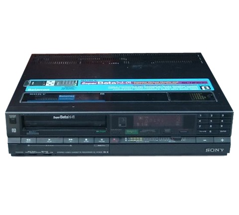 Sony 8mm VCR - Player / Recorder - Hi8 Playback - Professional - Sony EVO-540
