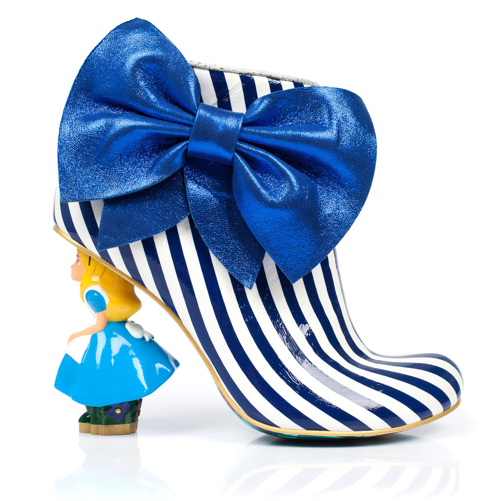 Irregular Choice x Disney Alice in Wonderland - Who in the World Am I