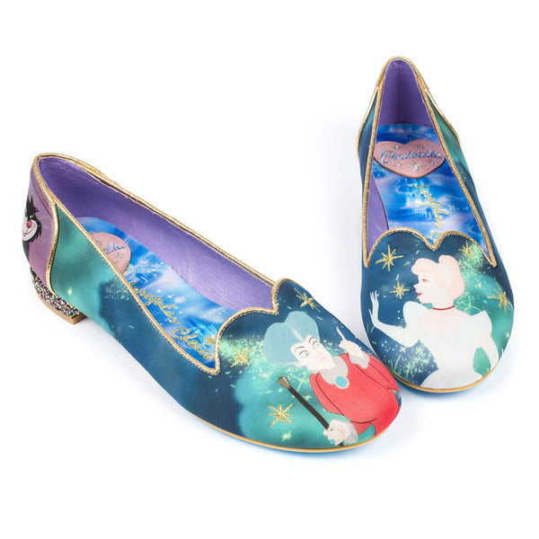 Irregular Choice x Disney Cinderella - Can't Stop Me Dreaming