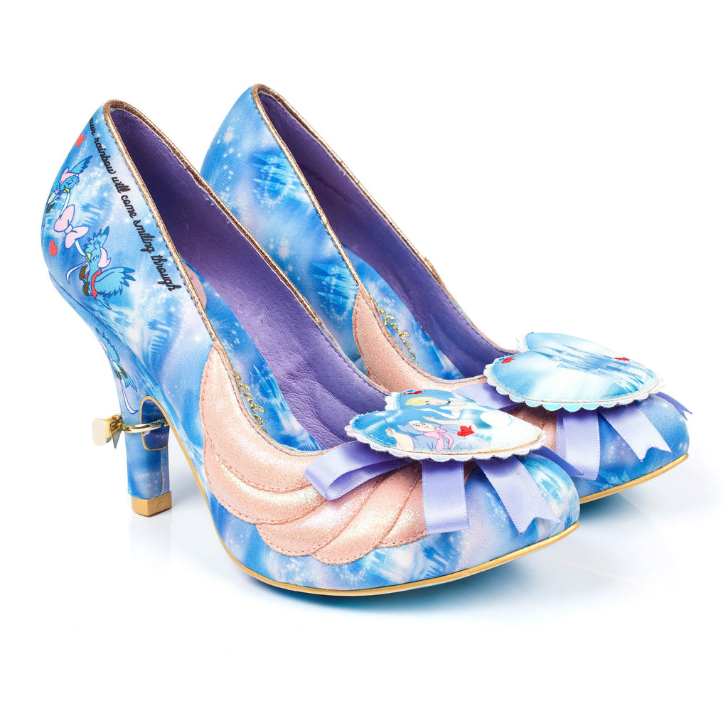 Irregular Choice x Disney Cinderella - Faith In Dreams