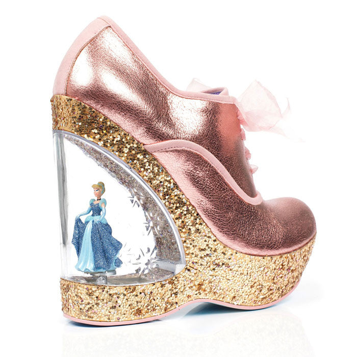 Irregular Choice x Disney Cinderella - Home Before 12