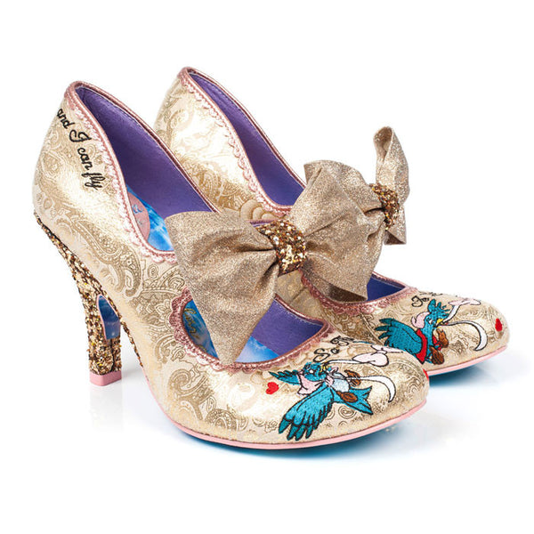 Irregular Choice x Disney Cinderella - So This Is Love
