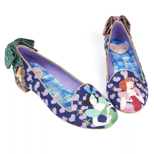 Irregular Choice x Disney Cinderella - Ugly Sisters