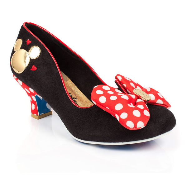 Irregular Choice x Mickey Mouse Classic Minnie