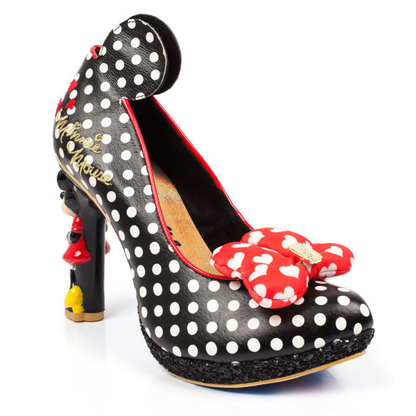 Irregular Choice x Mickey Mouse Oh My