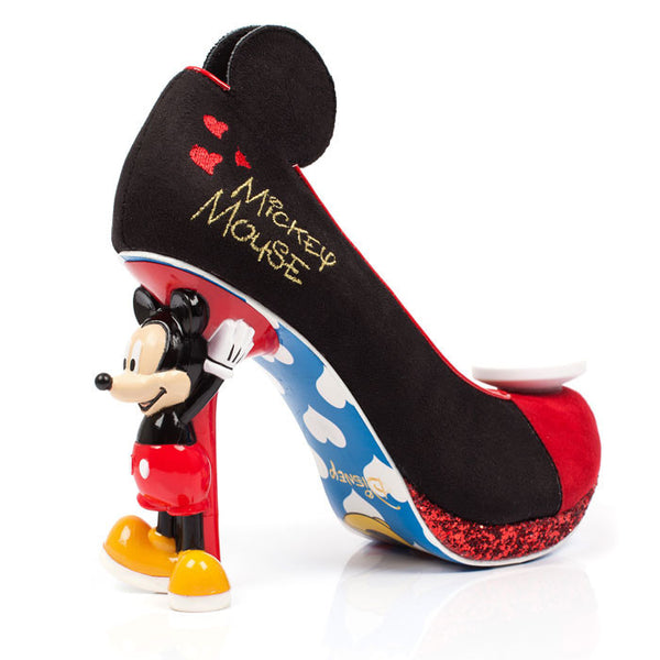 Irregular Choice x Mickey Mouse