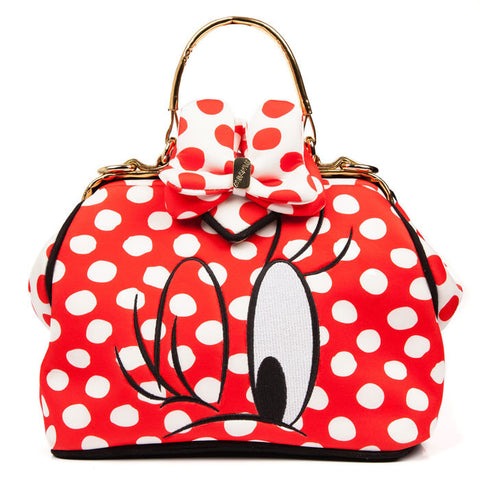 Irregular Choice x Mickey Mouse I Heart Minnie Bag