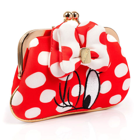 Irregular Choice x Mickey Mouse I Heart Minnie Purse