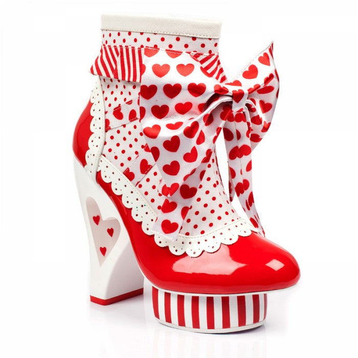 Irregular Choice Rosie With Love