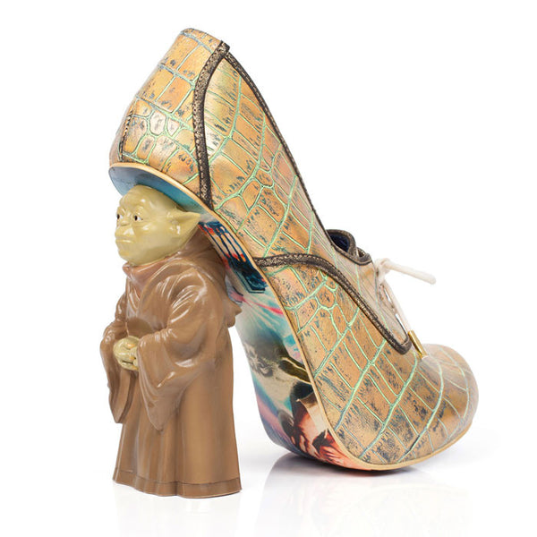 Irregular Choice x Star Wars - Yoda