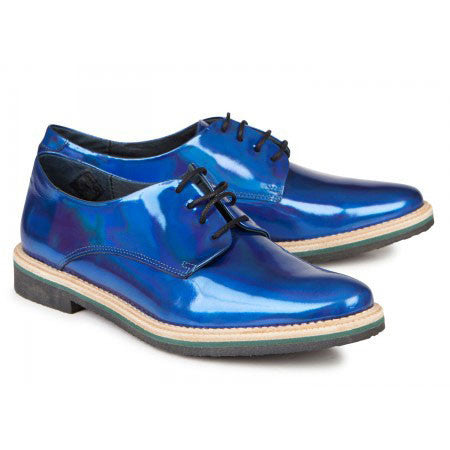 Zoe Oxford - Iridescent Blue