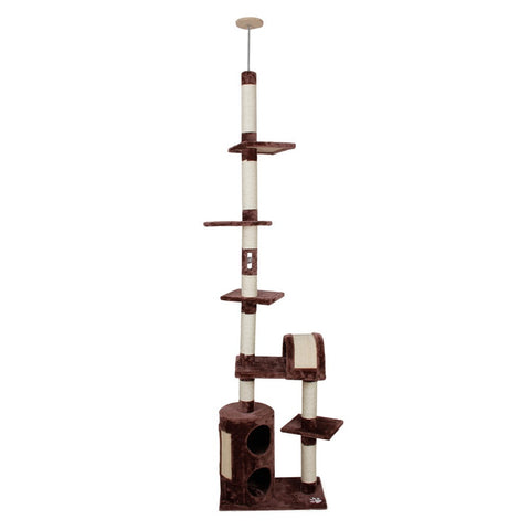 Pawz Road Wooden Cat Climbing Tree