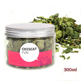 Cat Dried Silvervine Matatabi Polygonum Leaves Canned | Cat Snacks Catnip Plant