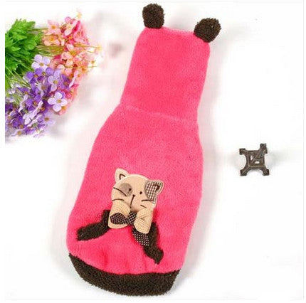 Cat Clothes Comfortable Soft Hoodie