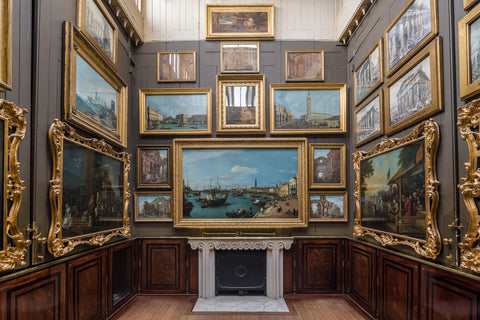 Canaletto Picture Room