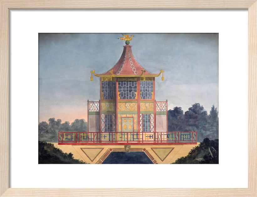 House of Confucius, Kew Gardens