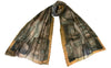 Bank of England Silk Wool Scarf