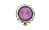 Extasia Purple Brooch