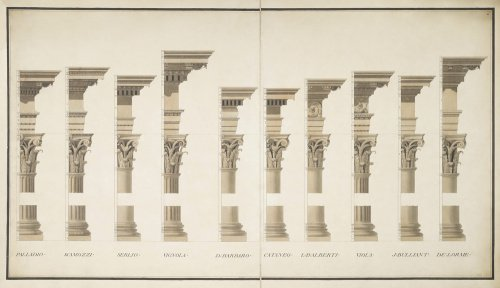 Variations on the Corinthian Order