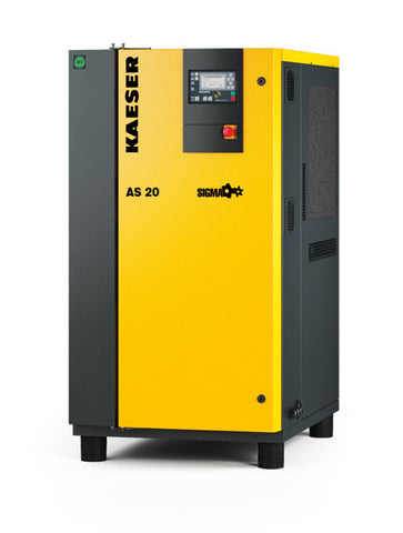 Kaeser AS20  20 HP Rotary Screw Compressor