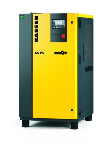 Kaeser AS25  25 HP Rotary Screw Compressor